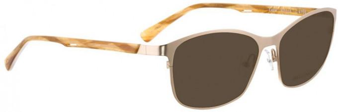 Bellinger EAGLE-9700 Sunglasses in Matt Gold
