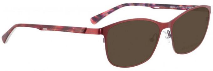 Bellinger EAGLE-1060 Sunglasses in Bright Red/Bright Purple