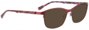 Bellinger EAGLE-9700 Sunglasses in Matt Gold