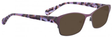 Bellinger LINDA-6860 Sunglasses in Purple