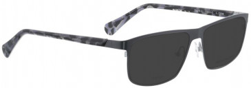Bellinger RAPID-2-7298 Sunglasses in Matt Grey/Silver