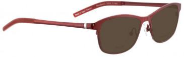 Bellinger SHINYSAND-3-9001 Sunglasses in Black