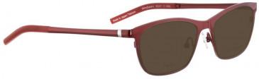 Bellinger SHINYSAND-4-9001 Sunglasses in Black