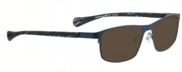 Bellinger SPEED-1-9017 Sunglasses in Matt Black/Matt Red