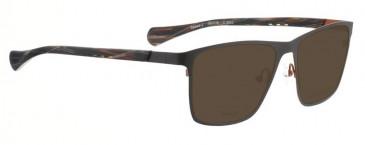Bellinger SPEED-3-9000 Sunglasses in Matt Black