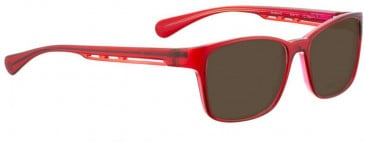 Bellinger DRACO-3-169 Sunglasses in Layered Aceate Mix