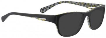 Bellinger HUSTLER-1-905 Sunglasses in Black