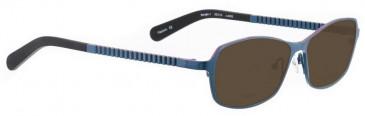 Bellinger BANGLE-1-4463 Sunglasses in Blue Pearl