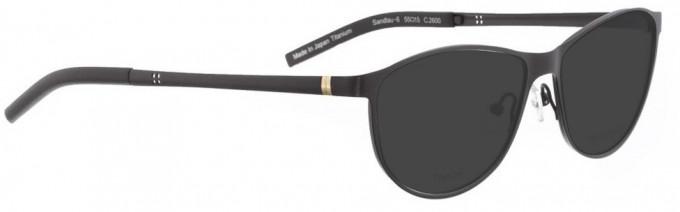 Bellinger SANDLAU-6-2600 Sunglasses in Brown