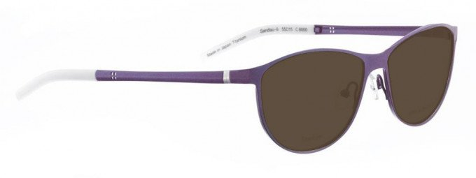 Bellinger SANDLAU-6-6000 Sunglasses in Purple Pearl