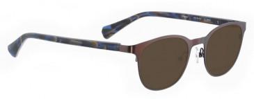 Bellinger CHASER-4000 Sunglasses in Shiny Blue
