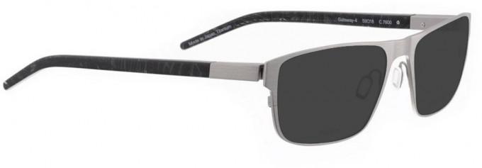 Bellinger GATEWAY-4-7600 Sunglasses in Grey