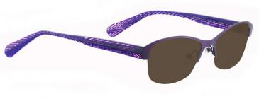 Bellinger SELENE-1-64 Sunglasses in Purple