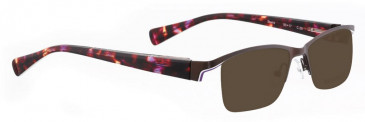 Bellinger STAIRS-28 Sunglasses in Brown