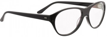 Entourage of 7 CATHY Glasses in Black