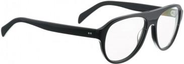 Entourage of 7 FELIX Glasses in Black