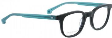 Entourage of 7 HANK-XS Glasses in Black