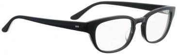 Entourage of 7 JOHANNE Glasses in Black