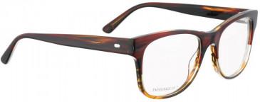 Entourage of 7 NORA Glasses in Red Tortoiseshell