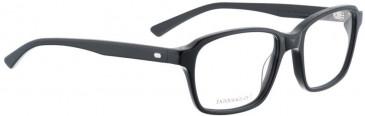 Entourage of 7 PAYTON Glasses in Shiny Black