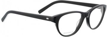 Entourage of 7 ROSE Glasses in Matte Black