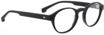 Entourage of 7 CARLOS Glasses in Black