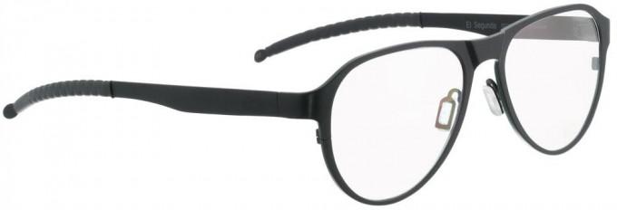 Entourage of 7 ELSEGUNDO Glasses in Charcoal/Dark Green
