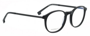 Entourage of 7 FLORENCE Glasses in Black