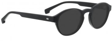 Entourage of 7 CARLOS Sunglasses in Black