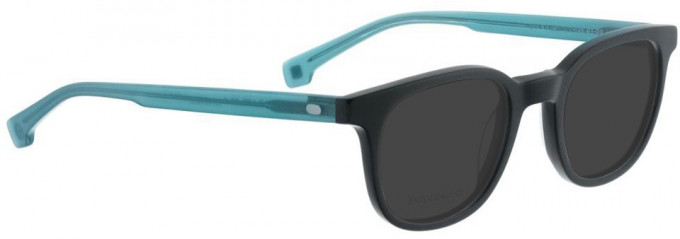 Entourage of 7 HANK-XS Sunglasses in Black