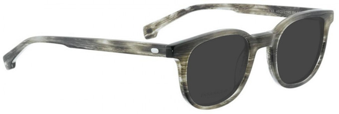 Entourage of 7 HANK-XS Sunglasses in Green