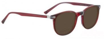 Entourage of 7 ROSECRANS Sunglasses in Red