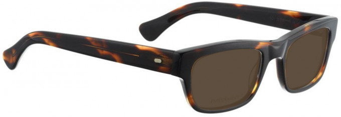 Entourage of 7 ROY Sunglasses in Dark Tortoiseshell