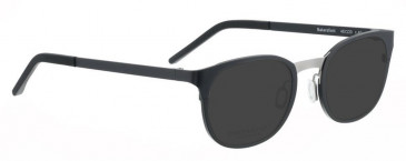 Entourage of 7 Small Metal Prescription Sunglasses