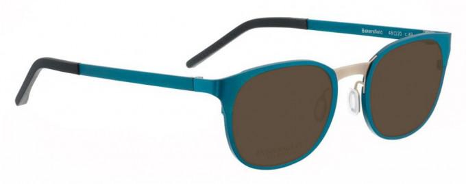 Entourage of 7 BAKERSFIELD Sunglasses in Blue