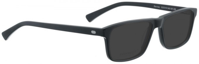 Entourage of 7 BARCLAY Sunglasses in Black