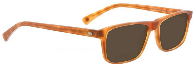Entourage of 7 BARCLAY Sunglasses in Light Brown