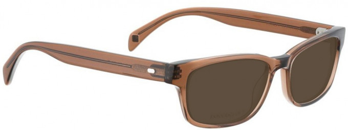 Entourage of 7 STANLEY Sunglasses in Clear Brown
