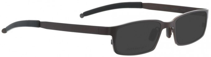 Entourage of 7 CHINO Sunglasses in Dark Brown/Light Brown
