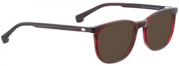 Entourage of 7 JALIE Sunglasses in Red