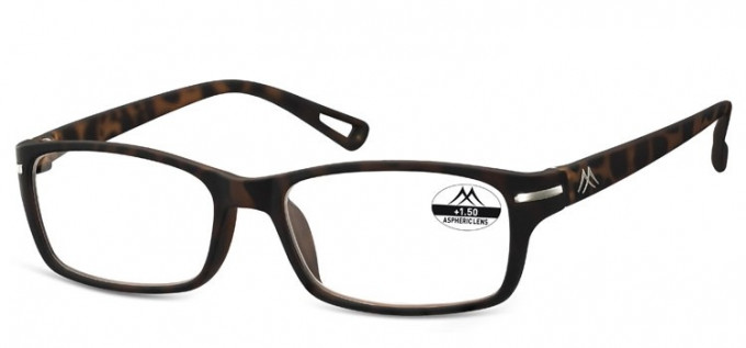 SFE Ready-Made Reading Glasses in Black/Brown