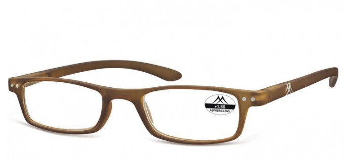 SFE Ready-Made Reading Glasses in Brown