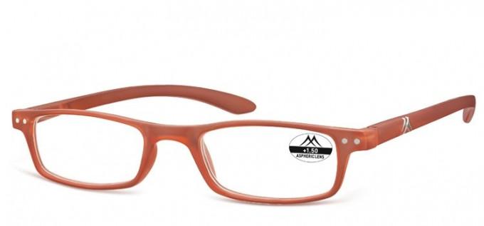 SFE Ready-Made Reading Glasses in Dark Orange