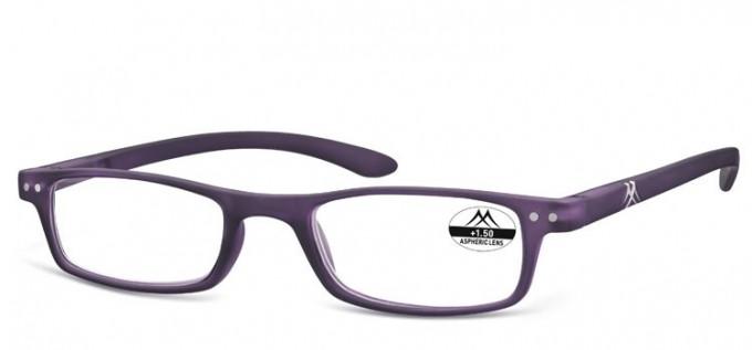 SFE Ready-Made Reading Glasses in Dark Purple
