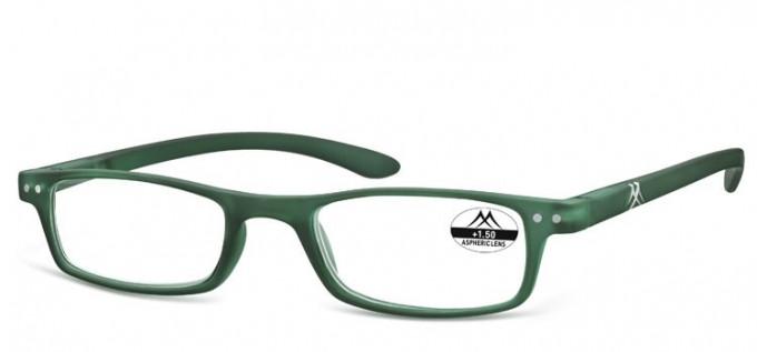 SFE Ready-Made Reading Glasses in Dark Green