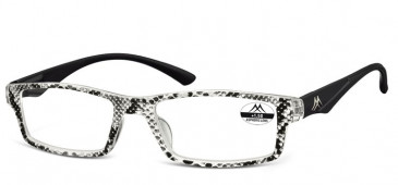 SFE Ready-Made Reading Glasses in Black/White