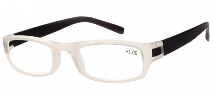 SFE Ready-Made Reading Glasses in White