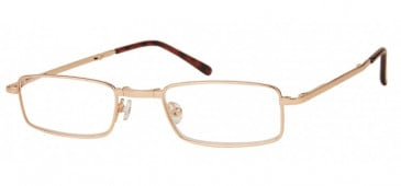 SFE Ready-Made Reading Glasses in Gold
