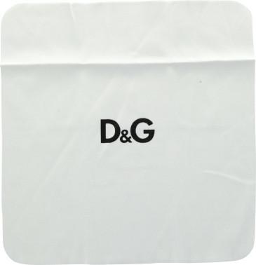 D&G lens cloth in White