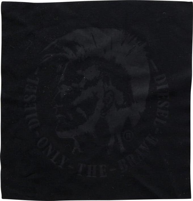 Diesel lens cloth in Black